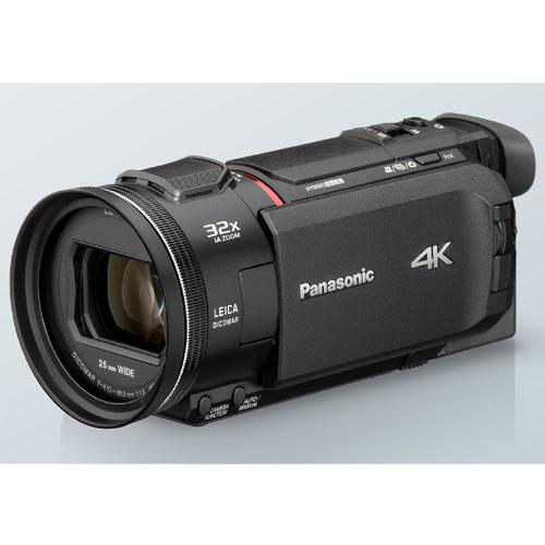 【長期保証付】パナソニック HC-WXF1M デジタル4Kビデオカメラ 64GB