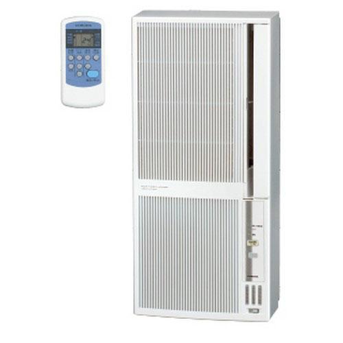 【設置】コロナ CWH-A1818-WS(シェルホワイト) ウインドエアコン 冷暖房兼用 4.5~7畳用