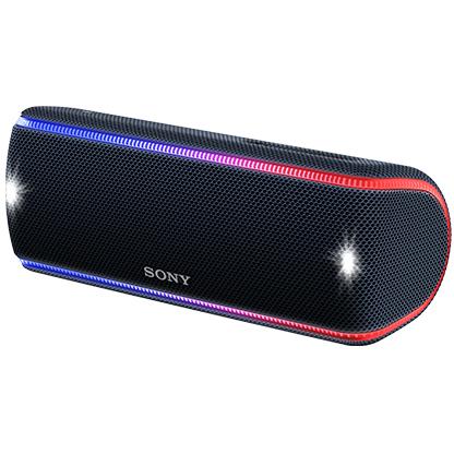ソニー SRS-XB31-B(ブラック) ワイヤレスポータブルスピーカー Bluetooth接続