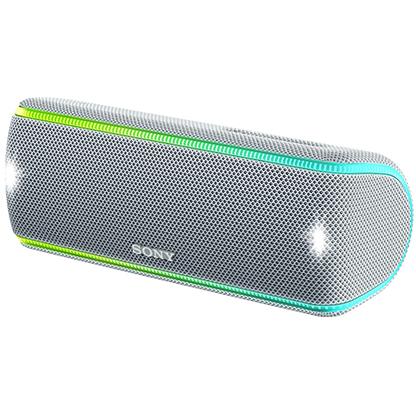 ソニー SRS-XB31-W(ホワイト) ワイヤレスポータブルスピーカー Bluetooth接続