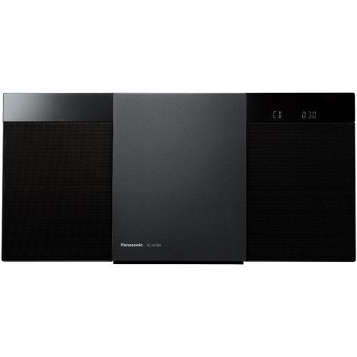 【長期保証付】パナソニック SC-HC300-K(ブラック) コンパクトステレオシステム
