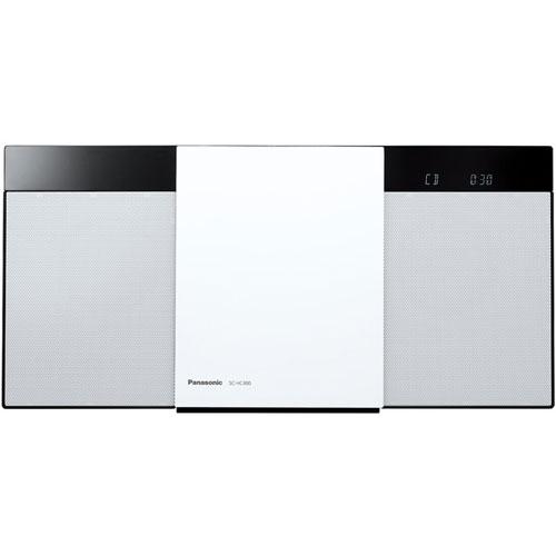 パナソニック SC-HC300-W(ホワイト) コンパクトステレオシステム