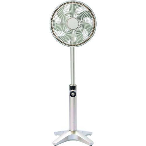 ドウシシャ TLKF-1251D-CGD(シャンパンゴールド) 25cm DCリビング扇風機 カモメファン リモコン付 TLKF1251DCGDひんやり 熱対策 アイス 冷感 保冷 冷却 熱中症 涼しい クール 冷気