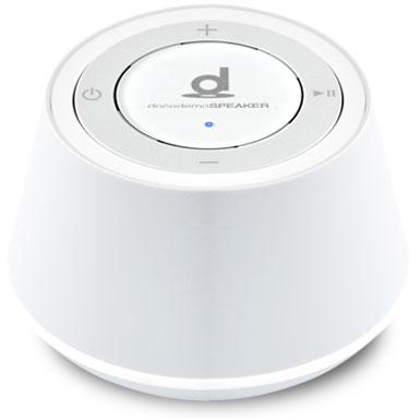 boco docodemoSPEAKER SP-1(Misty Gray White) ワイヤレススピーカー Bluetooth接続
