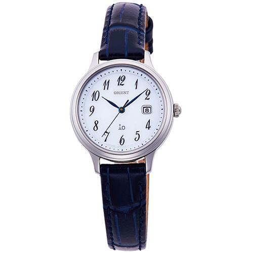 オリエント RN-WG0009S(ホワイト) イオ ライトチャージ 腕時計 レディース