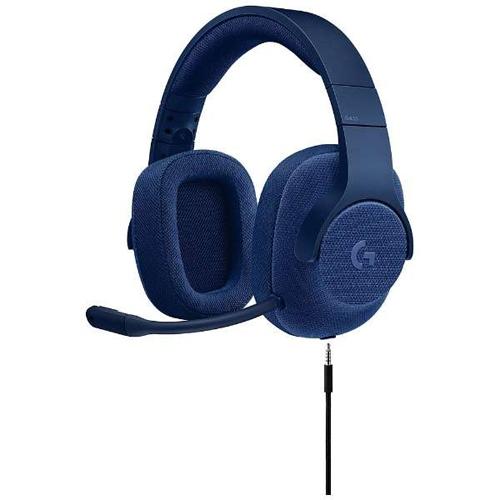 ロジクール Logicool G433BL(ブルー) ロジクールG433 7.1 ヘッドセット G433BL e-sports(eスポーツ) ゲーミング(gaming)