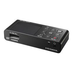 IODATA GV-HDREC/B HDMI/アナログキャプチャー ビジネスモデル