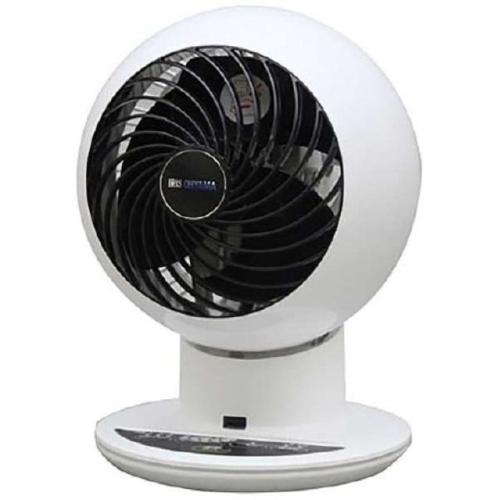 アイリスオーヤマ PCF-KSC151T(パールホワイト) 15cmサーキュレーター 強力 上下左右首振りタイプ リモコン付 PCFKSC151Tひんやり 熱対策 アイス 冷感 保冷 冷却 熱中症 涼しい クール 冷気