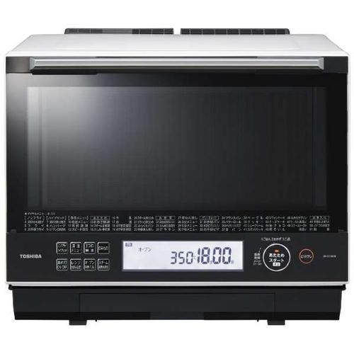 東芝 ER-SD5000-W(グランホワイト) 石窯ドーム 過熱水蒸気オーブンレンジ 30L