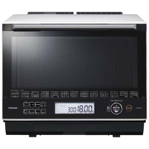 東芝 ER-SD3000-W(グランホワイト) 石窯ドーム 過熱水蒸気オーブンレンジ 30L