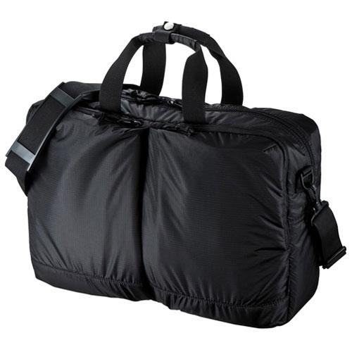 サンワサプライ BAG-SN1BK(ブラック) 超軽量3WAYバッグ