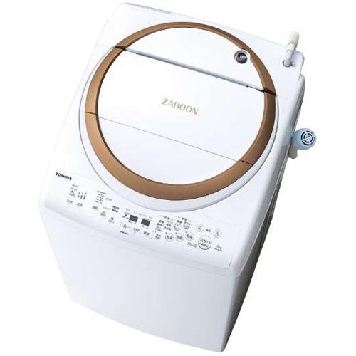 東芝 AW-9V7-T(ブラウン) タテ型洗濯乾燥機 上開き 洗濯9kg/乾燥4.5kg