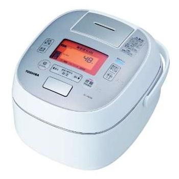 東芝 RC-18VSM-W(グランホワイト) 合わせ炊き 真空圧力IHジャー炊飯器 1升