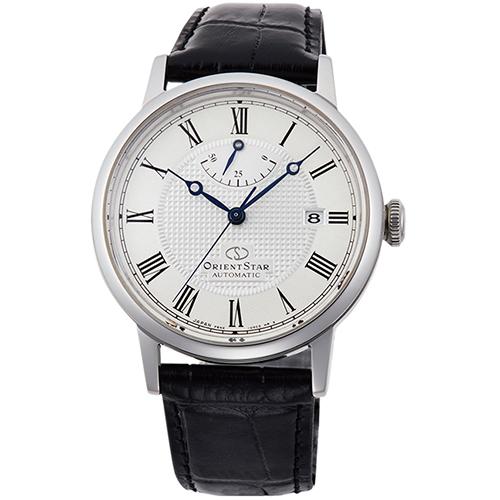 【長期保証付】オリエント RK-AU0002S Orient Star エレガントクラシック 機械式時計 (メンズ)