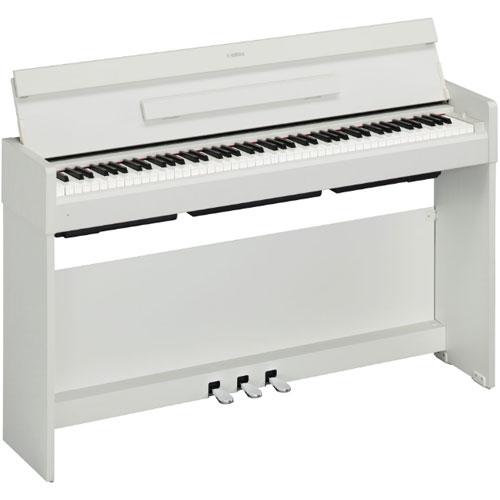 【設置】ヤマハ YDP-S34WH(ホワイトウッド) 電子ピアノ ARIUS(アリウス)