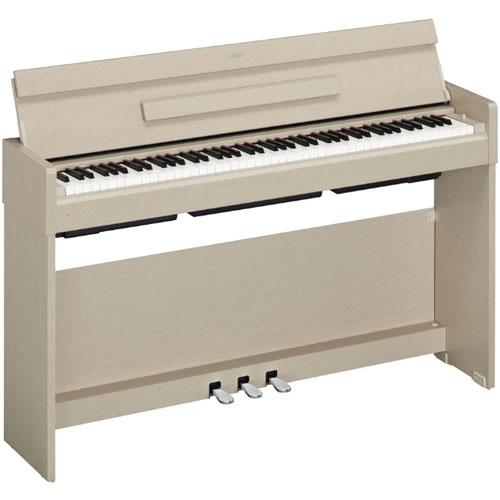 【設置】ヤマハ YDP-S34WA(ホワイトアッシュ) 電子ピアノ ARIUS(アリウス)
