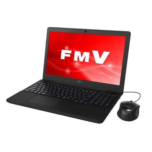 富士通 FMVA42C2B(シャイニーブラック) LIFEBOOK AHシリーズ 15.6型液晶