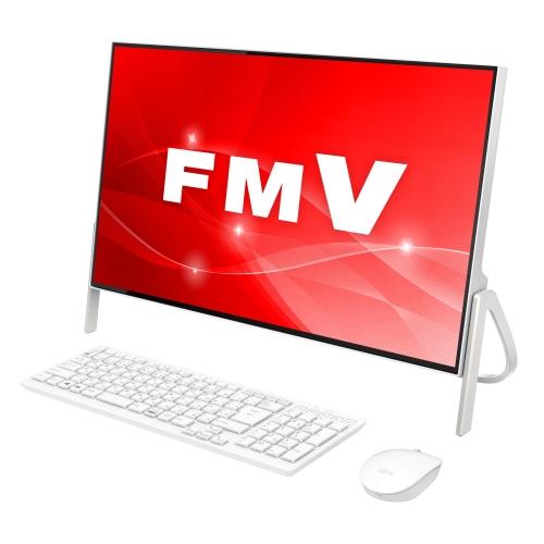 富士通 FMVF52C2W(ホワイト) LIFEBOOK FHシリーズ 23.8型液晶