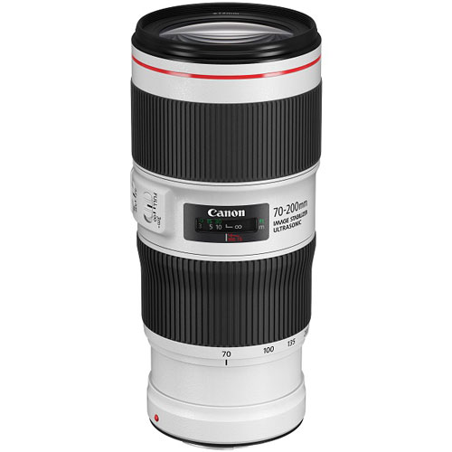 【長期保証付】CANON EF70-200mm F4L IS II USM