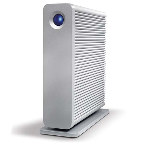 エレコム LCH-D2Q030Q3 3.5インチ外付けハードディスク 3TB