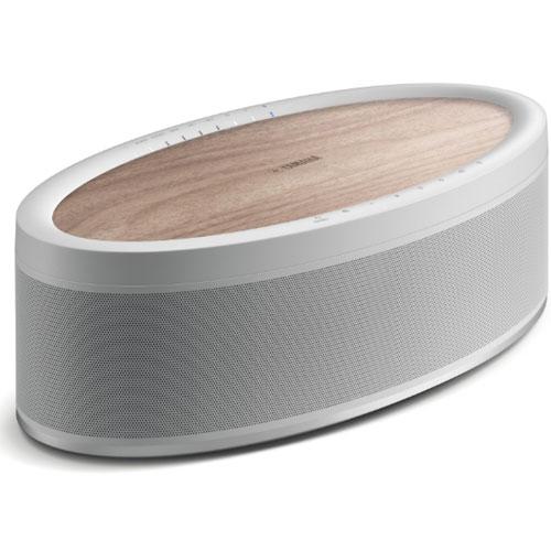 【長期保証付】ヤマハ WX-051-MN(木目 ナチュラル) MusicCast 50 ワイヤレスストリーミングスピーカー Bluetooth接続
