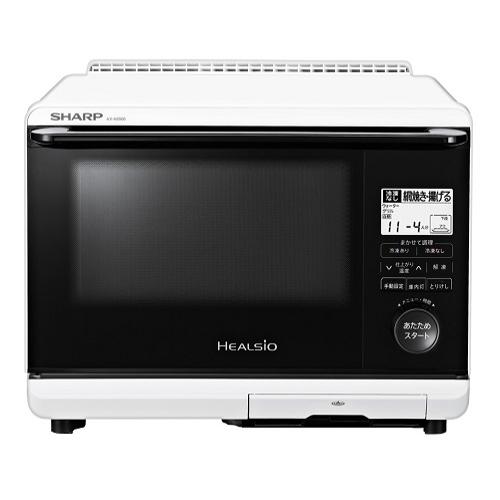 シャープ AX-AS500-W(ホワイト) HEALSIO(ヘルシオ) ウォーターオーブン 26L