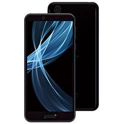 シャープ SH-M07-B(ブラック) AQUOS sense plus 3GB/32GB SIMフリー