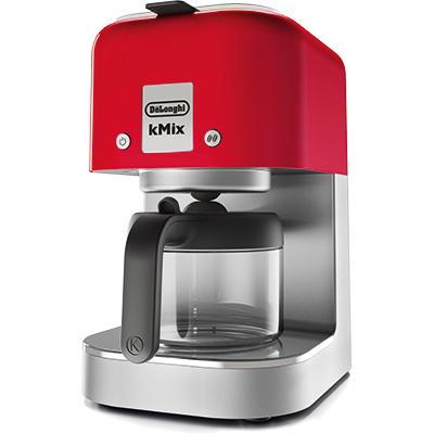 デロンギ COX750J-RD(スパイシーレッド) ケーミックス ドリップコーヒーメーカー