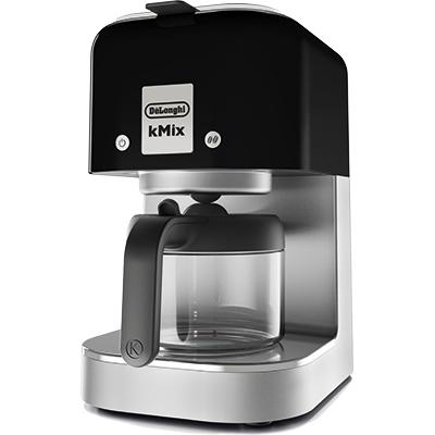 デロンギ COX750J-BK(リッチブラック) ケーミックス ドリップコーヒーメーカー