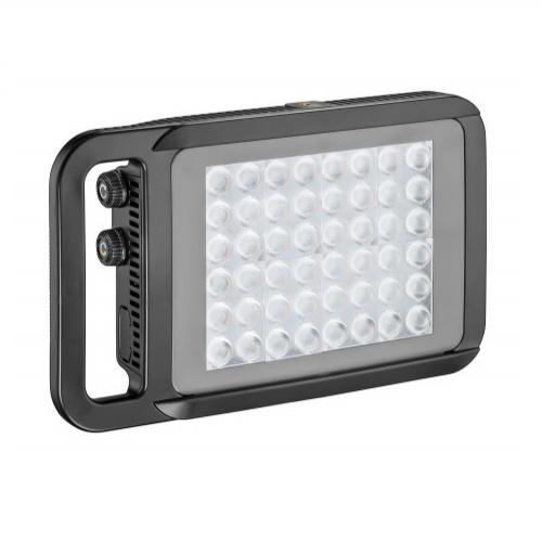 マンフロット MLL1300BI LYKOS バイカラー色温度可変LEDライト 1500lux