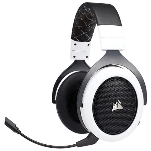 コルセア Corsair CA-9011177-AP(ホワイト) HS70 Wireless White ヘッドセット CA9011177AP e-sports(eスポーツ) ゲーミング(gaming)