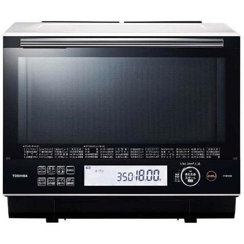 東芝 TOSHIBA ER-RD5000-W(グランホワイト) 石窯ドーム 過熱水蒸気オーブンレンジ 30L ERRD5000W