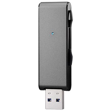IODATA U3-MAX2/128K(ブラック) USB3.1メモリ 128GB