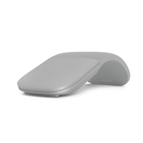 在庫あり 14時までの注文で当日出荷可能 マイクロソフト 大人気 Surface 当店限定販売 Arc Mouse グレー CZV00007