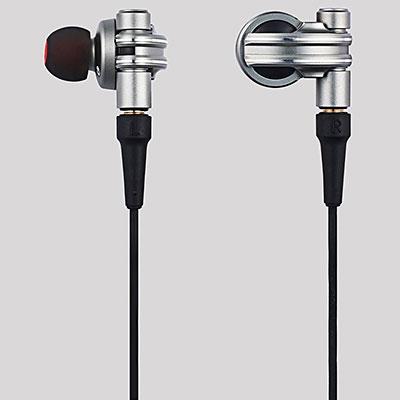 エレコム EHP-SH1000SV(ダークシルバー) ハイレゾ音源対応ステレオヘッドホン
