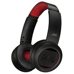 【長期保証付】JVC HA-XP50BT-R(レッド) ワイヤレスステレオヘッドセット