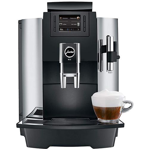 【長期保証付】ユーラ WE8CAS 全自動コーヒーマシン エスプレッソ機 コントラストアロマスペシャル