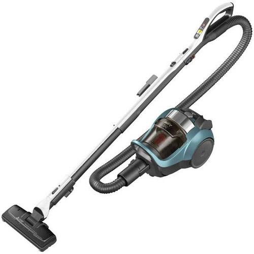 三菱 MITSUBISHI TC-EXH8P-A(オ-シャンブルー) サイクロン掃除機 TCEXH8P 清潔 パワフル 強力 クリーナー