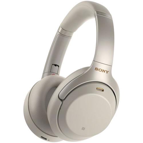 ソニー WH-1000XM3-S(プラチナシルバー) ワイヤレスノイズキャンセリングステレオヘッドセット ハイレゾ対応