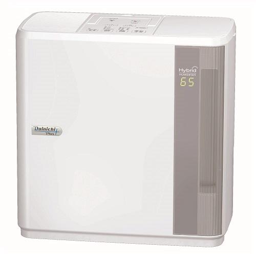 ダイニチ HD-5018-W(ホワイト) HD ハイブリッド式加湿器 木造8.5畳/プレハブ14畳