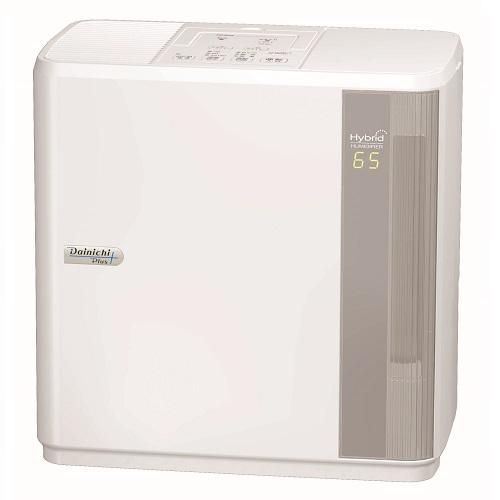 ダイニチ HD-9018-W(ホワイト) HD ハイブリッド式加湿器 木造14.5畳/プレハブ24畳