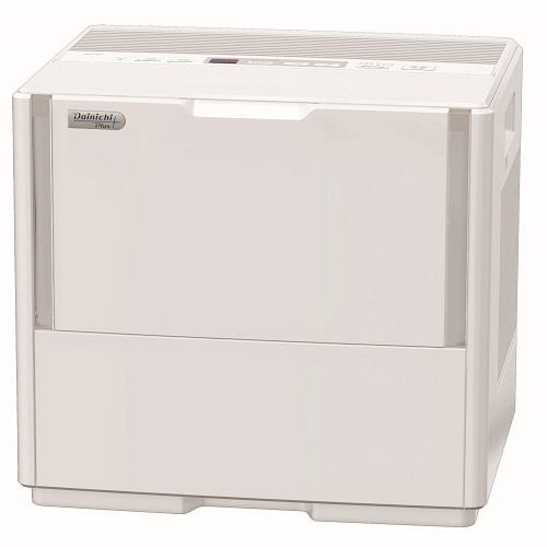 【長期保証付】ダイニチ HD-153-W(ホワイト) HD ハイブリッド式加湿器 木造25畳/プレハブ42畳