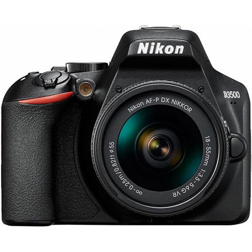 【送料無料】 【長期保証付】ニコン D3500 18-55 VR レンズキット