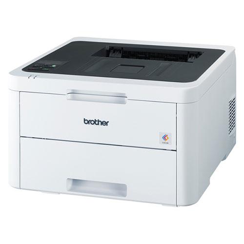 ブラザー JUSTIO(ジャスティオ) HL-L3230CDW カラーレーザープリンター A4対応