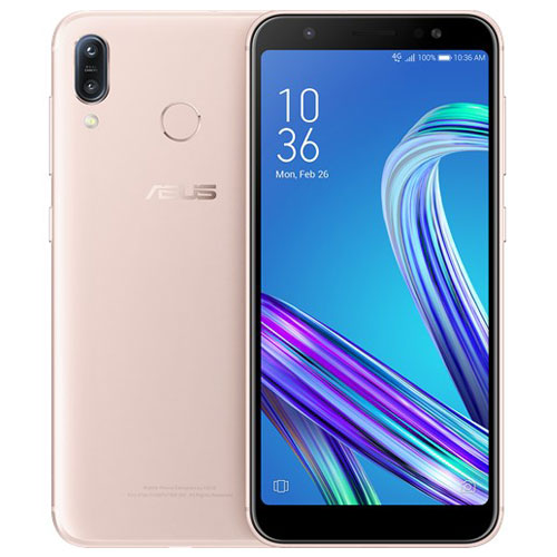 ASUS ZB555KL-GD32S ZenFone Max M1(サンライトゴールド) 3GB/32GB SIMフリー