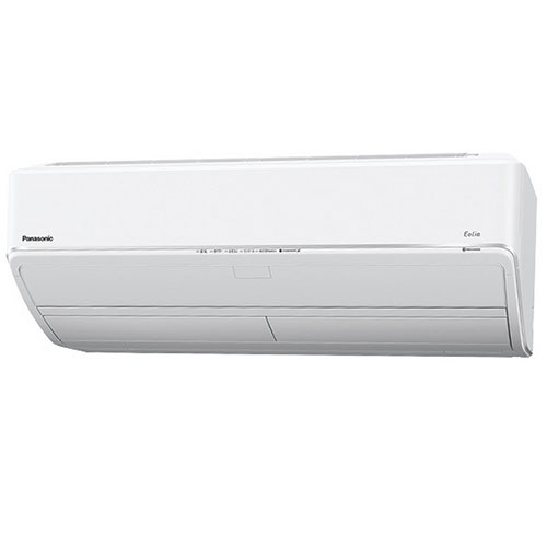 パナソニック CS-UX259C2-W(クリスタルホワイト) 寒冷地エアコン エオリア UX 8畳 電源200V