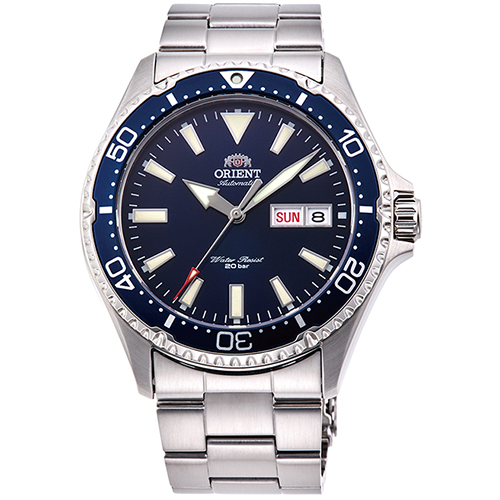 オリエント RN-AA0002L スポーツ ダイバースタイルモデル 機械式時計 (メンズ)