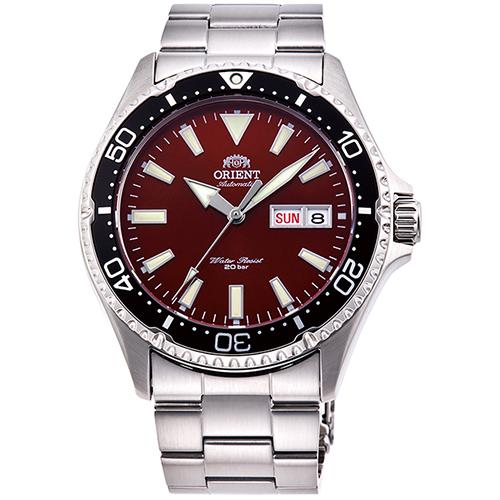 オリエント RN-AA0003R スポーツ ダイバースタイルモデル 機械式時計 (メンズ)