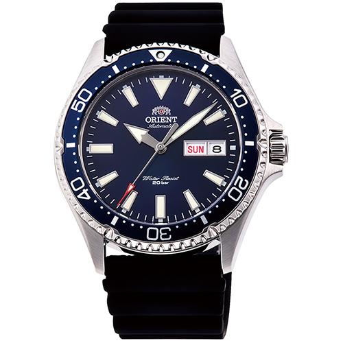 【長期保証付】オリエント RN-AA0004L スポーツ ダイバースタイルモデル 機械式時計 (メンズ)