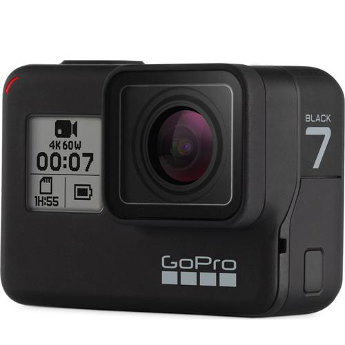【長期保証付】GoPro GoPro HERO7 BLACK 国内正規品 CHDHX-701-FW